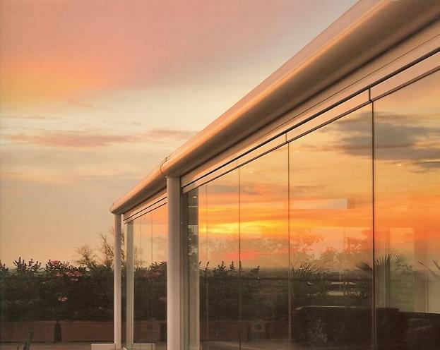 Produzione serre solari firenze toscana realizzazione - Serre solari ...